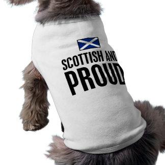Scottish and Proud Shirt
