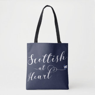 Scottish At Heart Grocery Bag