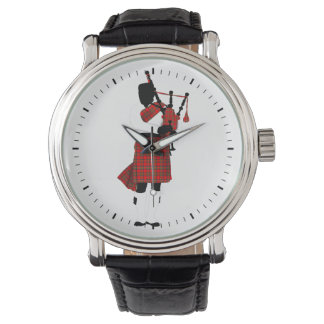 Scottish Bagpipes Watch