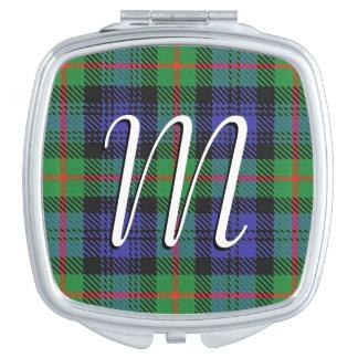 Scottish Beauty Clan Murray Tartan Plaid Vanity Mirrors