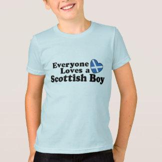 Scottish Boy T-Shirt