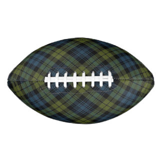 Scottish Campbell Tartan Football
