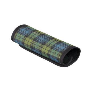 Scottish Campbell Tartan Plaid Luggage Handle Wrap