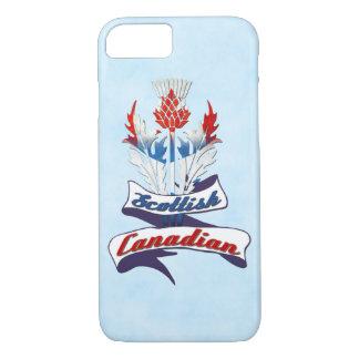 Scottish Canadian Thistle Case
