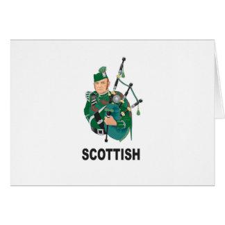 scottish chap card