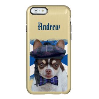 Scottish Chihuahua Dog gold iphone 6 case Incipio Feather® Shine iPhone 6 Case