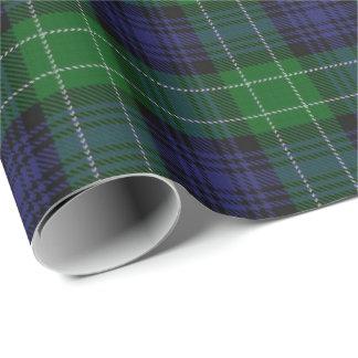 Scottish Clan Abercrombie Tartan