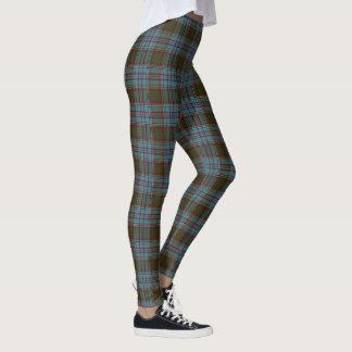 Scottish Clan Anderson Tartan Leggings