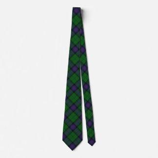 Scottish Clan Armstrong Tartan Tie