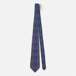 Scottish Clan Baird Tartan Plaid Neck Tie