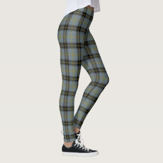 Scottish Clan Bell Tartan Leggings