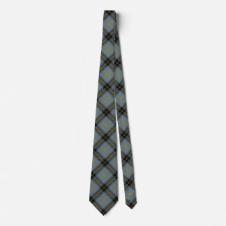 Scottish Clan Bell Tartan Tie