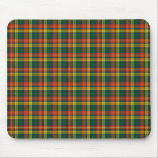 Scottish Clan Buchanan tartan Mouse Pad
