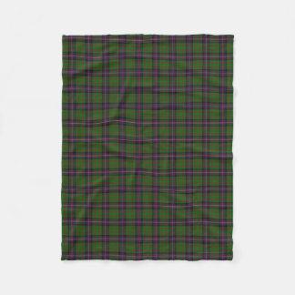 Scottish Clan Cochrane Cochran Classic Tartan Fleece Blanket