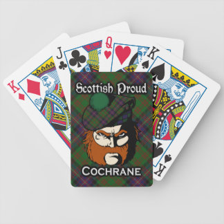 Scottish Clan Cochrane Tartan Deck Card Decks