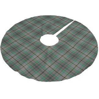 Scottish Clan Craig Tartan Brushed Polyester Tree Skirt