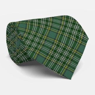 Scottish Clan Currie Curry C Monogram Tartan Tie
