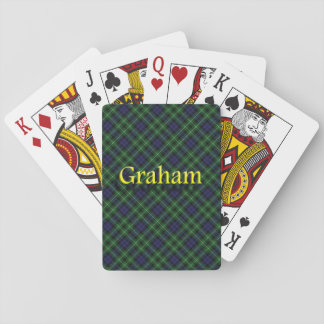Scottish Clan Graham Playing Cards