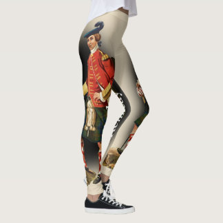 Scottish Clan Kennedy By R. R. McIan Leggings