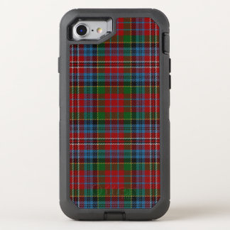 Scottish Clan Kidd Tartan OtterBox Defender iPhone 8/7 Case