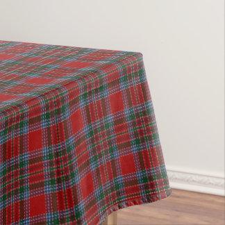 Scottish Clan MacBean MacBain Tartan Tablecloth