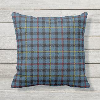 Scottish Clan MacCrimmon Tartan Throw Pillow