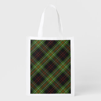 Scottish Clan MacDiarmid Family Tartan Market Tote