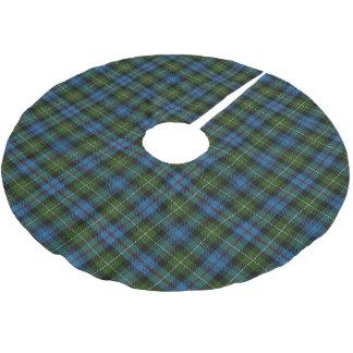 Scottish Clan MacKenzie Tartan Brushed Polyester Tree Skirt