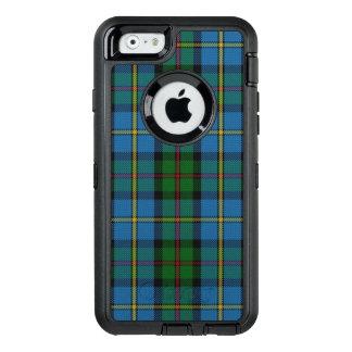 Scottish Clan MacLeod of Harris Green Blue Tartan OtterBox iPhone 6/6s Case