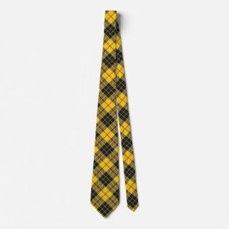 Scottish Clan MacLeod of Lewis Tartan Tie