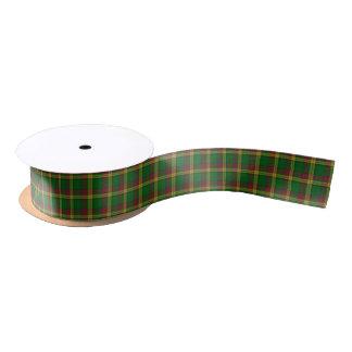 Scottish Clan MacMillan Classic Tartan Satin Ribbon