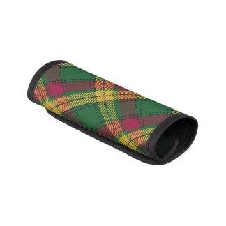 Scottish Clan MacMillan Tartan Plaid Luggage Handle Wrap