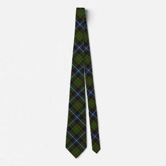 Scottish Clan MacRae Hunting Tartan Tie