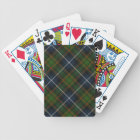 Scottish Clan MacRae Tartan Deck Bicycle Playing Cards