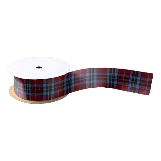Scottish Clan MacTavish Classic Tartan Satin Ribbon