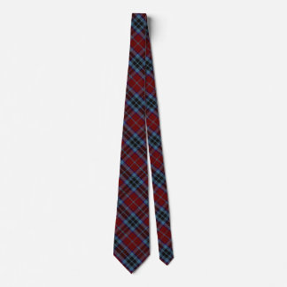 Scottish Clan MacTavish Tartan Tie