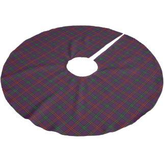 Scottish Clan Montgomery Tartan Brushed Polyester Tree Skirt