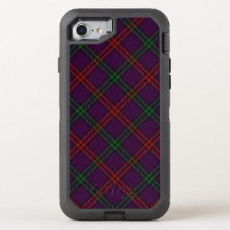 Scottish Clan Montgomery Tartan Plaid OtterBox Defender iPhone 7 Case