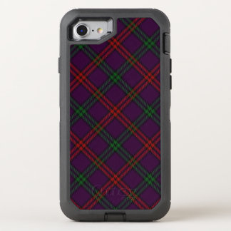 Scottish Clan Montgomery Tartan Plaid OtterBox Defender iPhone 8/7 Case