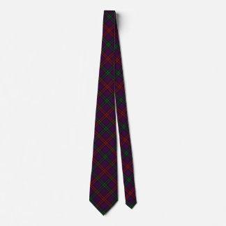 Scottish Clan Montgomery Tartan Tie