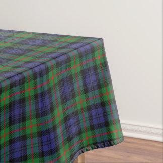 Scottish Clan Murray Tartan Tablecloth