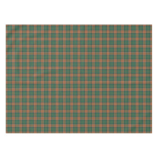 Scottish Clan Pollock Tartan Tablecloth