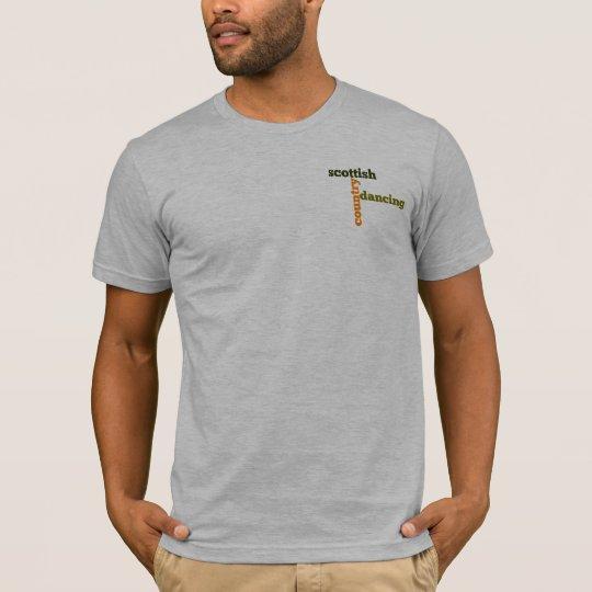 Scottish Country Dancing T-Shirt
