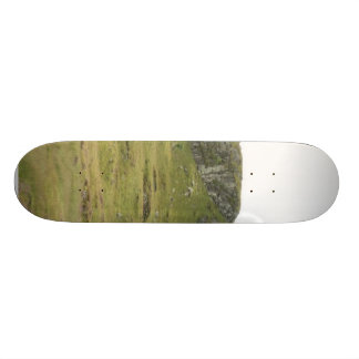 Scottish Country Skateboard Deck