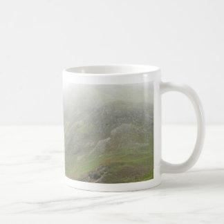 Scottish Countryside Green Hill Coffee Mug