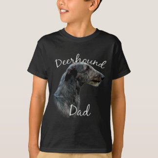 Scottish Deerhound Dad 2 T-Shirt