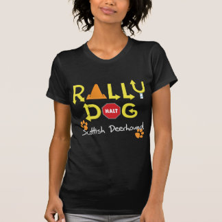 Scottish Deerhound Rally Dog T-Shirt