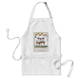 scottish defenders standard apron