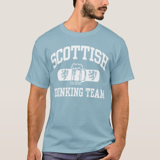 Scottish Drinking Team T-Shirt