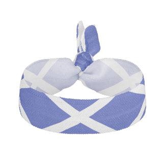 Scottish Flag Hair Tie